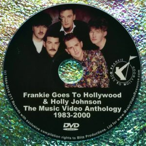 Frankie Goes To Hollywood & Holly Johnson (Solo) Music Video Anthology 1983-2000 (2 Hours)