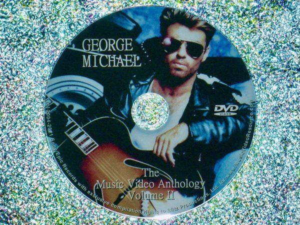 George Michael The Music Video & Remix Anthology Volume II.