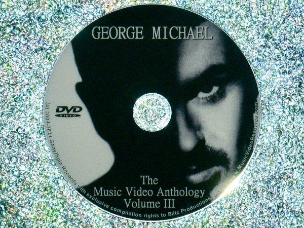 George Michael The Music Video & Remix Anthology Volume III