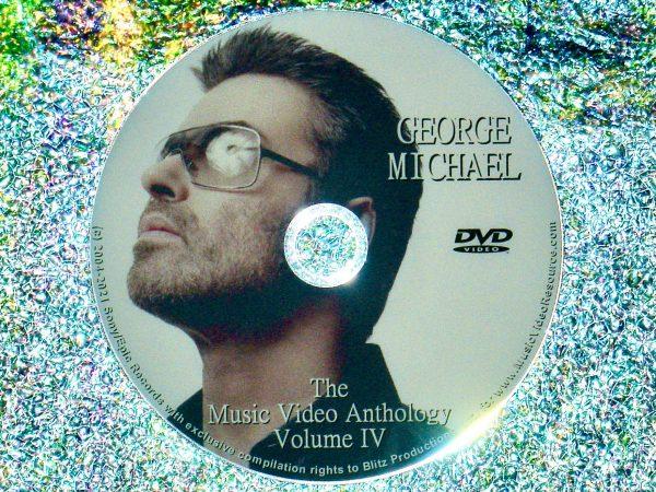 George Michael The Music Video & Remix Anthology Volume IV