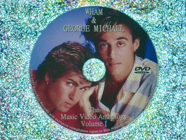 Wham and George Michael The Music Video & Remix Anthology Volume I