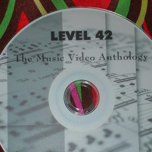 LEVEL 42 The Music Video Anthology (Region 1 for USA and Canada)