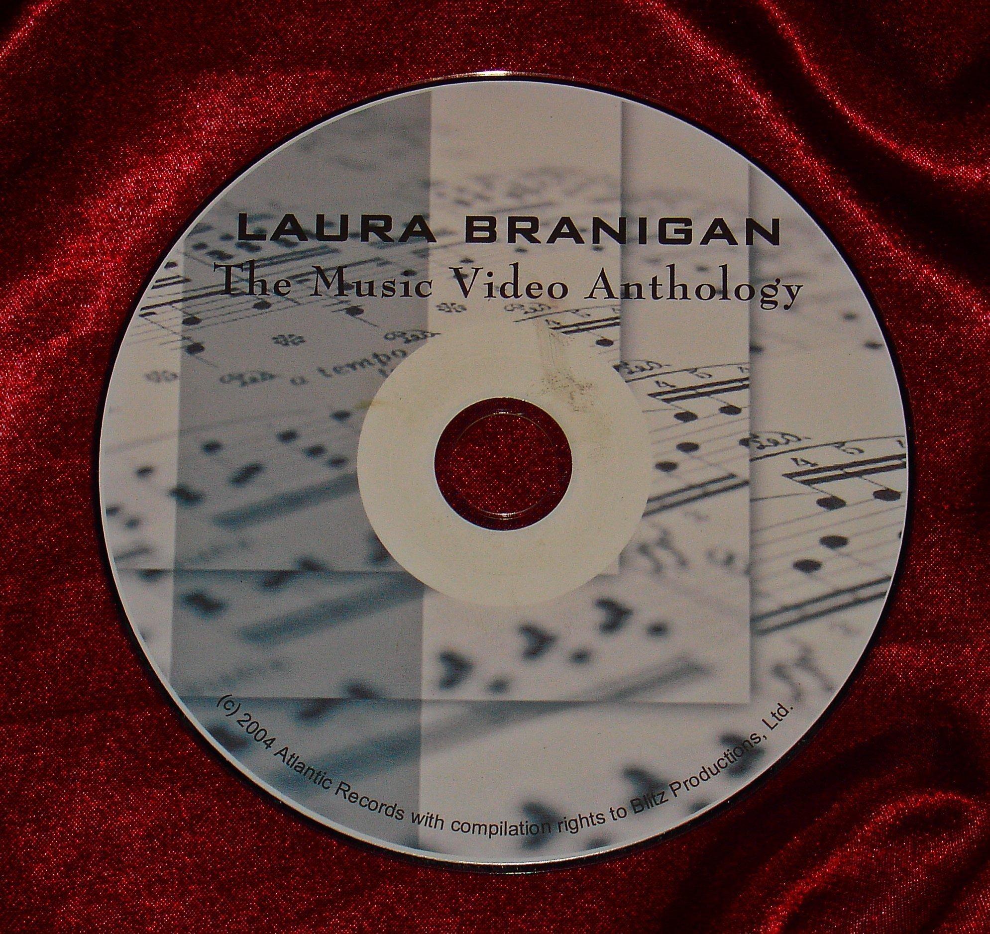 Laura Branigan Music Video & Performance Anthology (40 Mins.)