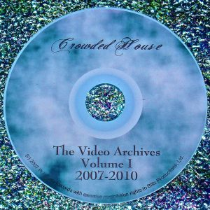 Crowded House / Neil Finn The Video Archives 2007-2011 (Split Enz/Tim Finn)
