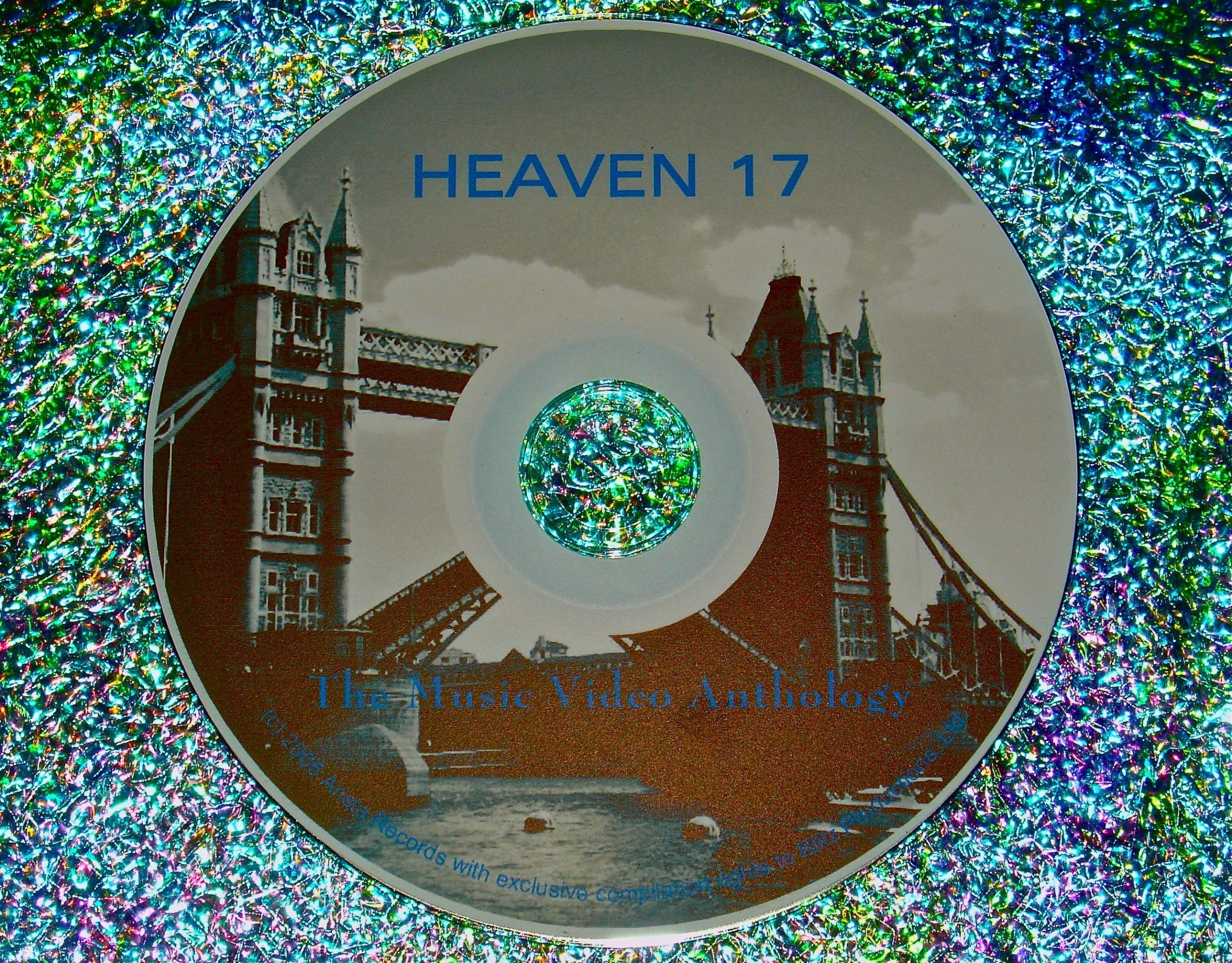 Heaven 17 The Music Video Anthology (45 Minutes)