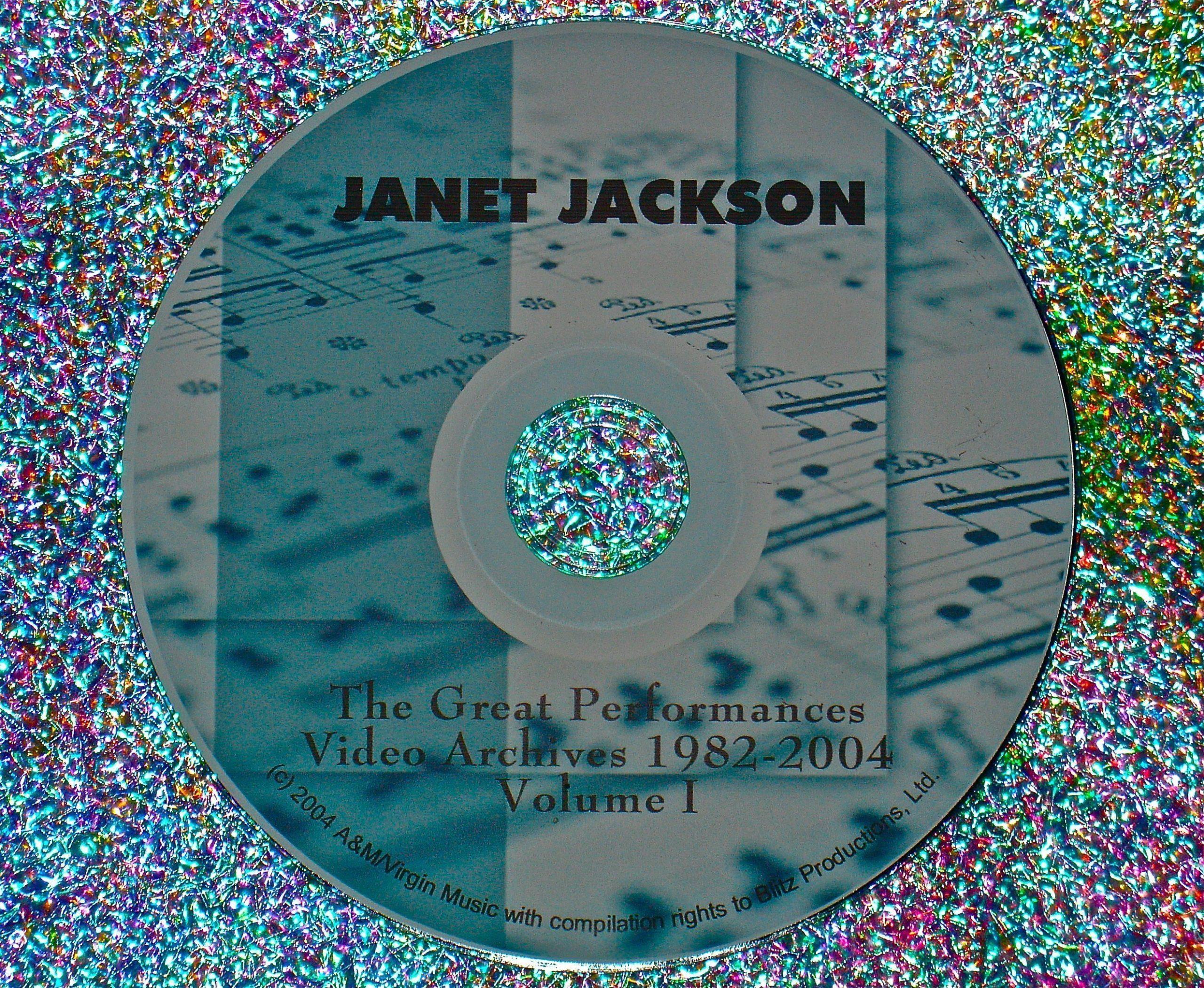 Janet Jackson Greatest Performances Archives 1982-2004 Volume I (2 Hrs.)