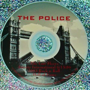 "The POLICE LIVE Video Archive ""The Last Concerts"" 1986-2003 Volume II (2 Hours)"
