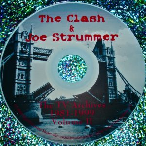 The Clash (Joe Strummer) The Video Archive Collection 1979-1983 Volume II