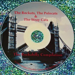 The Rockats (The Rockabilly Compilation) Video Archives Volume I