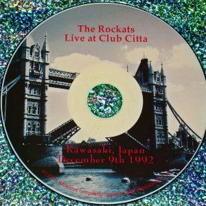 "The Rockats Live at Club Citta (Kawasaki, Japan) ""Raw In Japan"" Rockabilly Video Archives Volume IV"