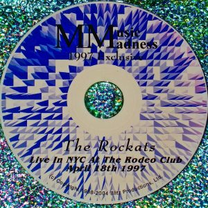 The Rockats Live in NYC at The Rodeo Club April 18 1997 One Hour Fifteen Minutes Rockabilly Video Archives Volume VII