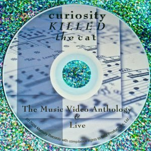 curiosity KILLED the cat The Music Video Anthology & Live