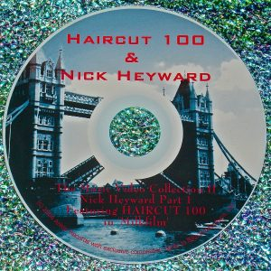 Haircut 100 & Nick Heyward (Solo) Music Video Anthology Volume II (Rare Deleted UK Home Video) - (AVAILABLE in Region 1 AND Region 2)