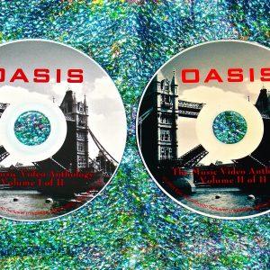 Oasis Music Video Anthology 1993-2010 & 2 EPK's (2 DVD Set 2 Hrs. 40 Mins.) UPDATED!!