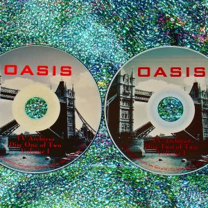 Oasis The Video Archives 1993-2002 Volume I (2 DVD Set - 2.7 Hours)