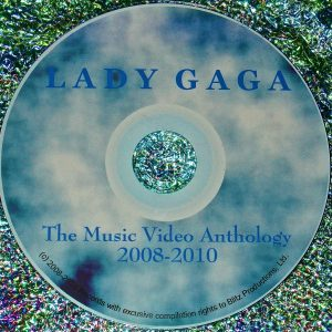 LADY GAGA The Music Video Anthology 2008-2010 (HIGH DEF VERSION 2)