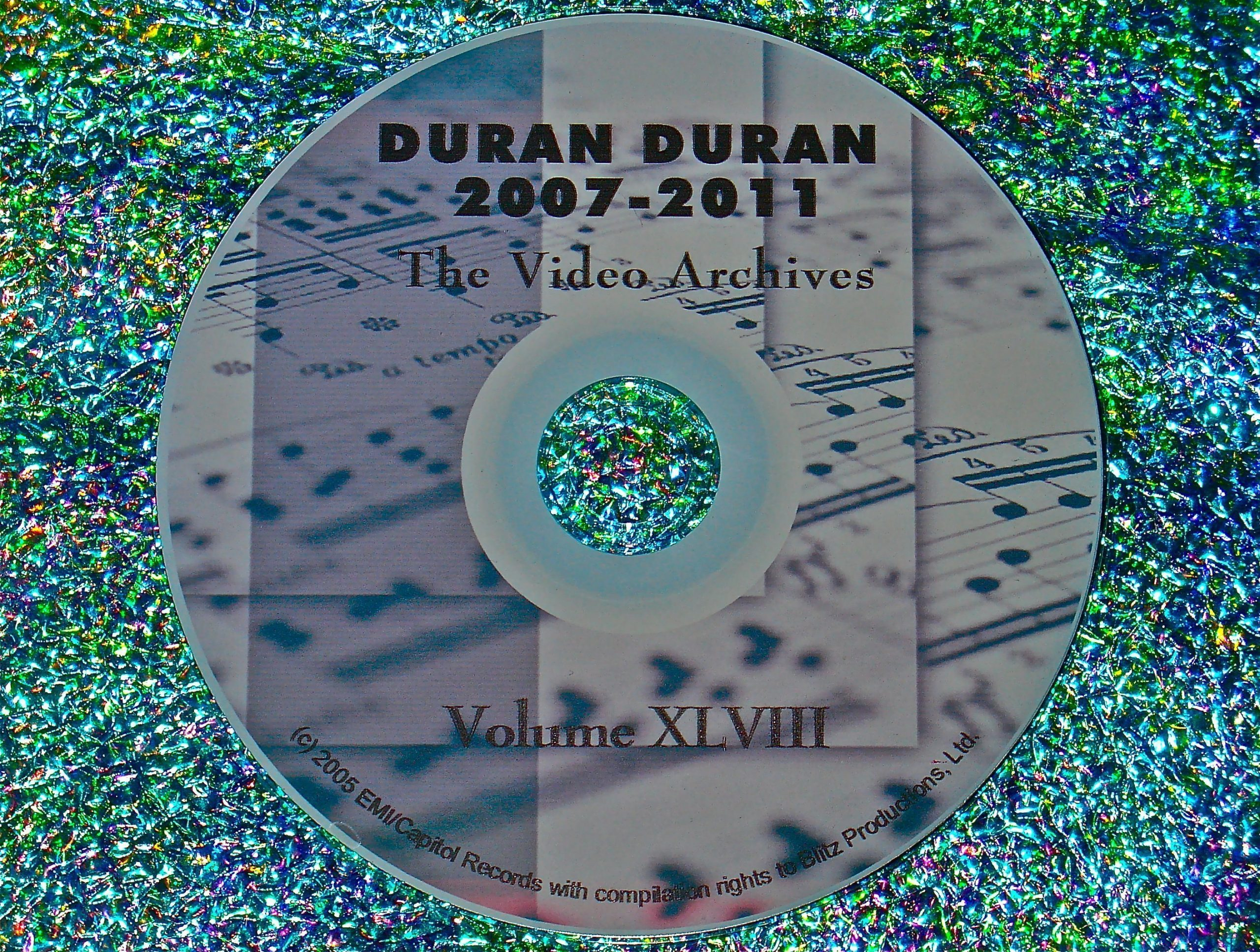 DURAN DURAN - The Video Archives VOLUME XLVIII 2007-2011
