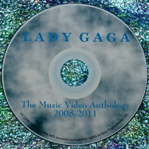 LADY GAGA The Music Video Anthology 2008-2012 (includes 2 Versions of Marry The Night!)