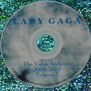 Lady GaGa The Video Archives 2009-2010 Volume I