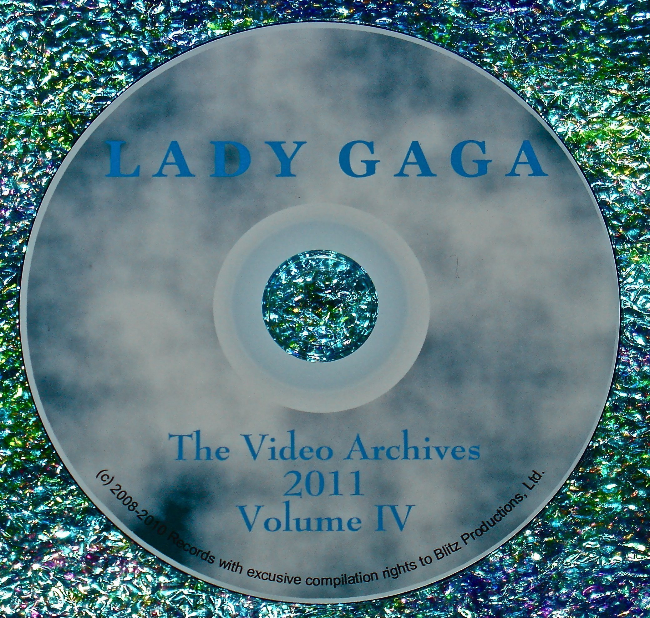 Lady GaGa The Video Archives (for the year 2011) Volume IV