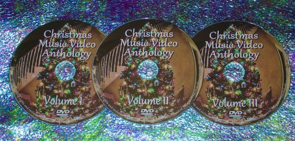 CHRISTMAS Music Video Anthology 3 DVD Set II