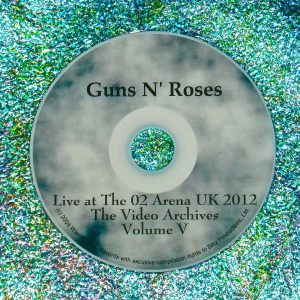 GUNS n ROSES The Video Archives 2012 Volume V