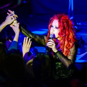 "Cyndi Lauper The Video Archives 2014 Volume VI (Front & Center Concert ""She's So Unusual"" 30th Anniversary)"