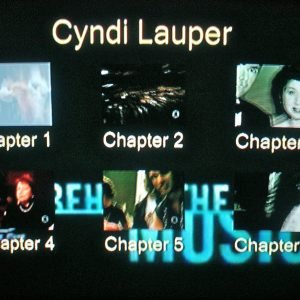 Cyndi Lauper The Video Archives 2002 Volume I