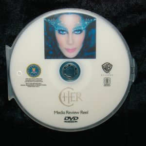 CHER The Music Video Anthology 1965-2013 DVD