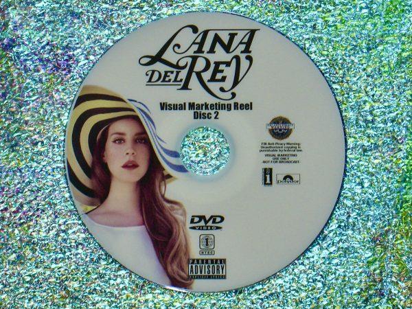 LANA DEL REY Music Video Reel Disc 2