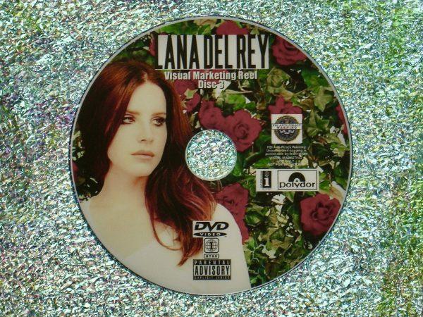 LANA DEL REY Music Video Reel Disc 3