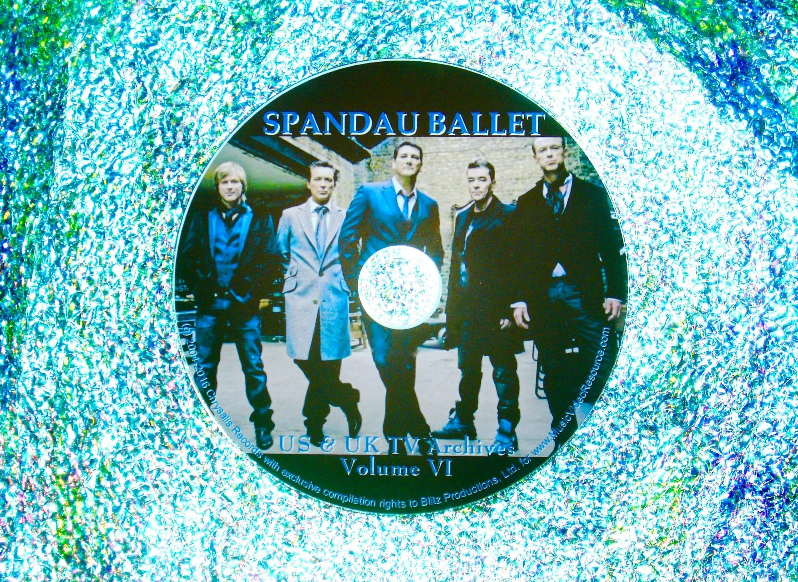 SPANDAU BALLET Video Archives 2014-2015 VOLUME VI