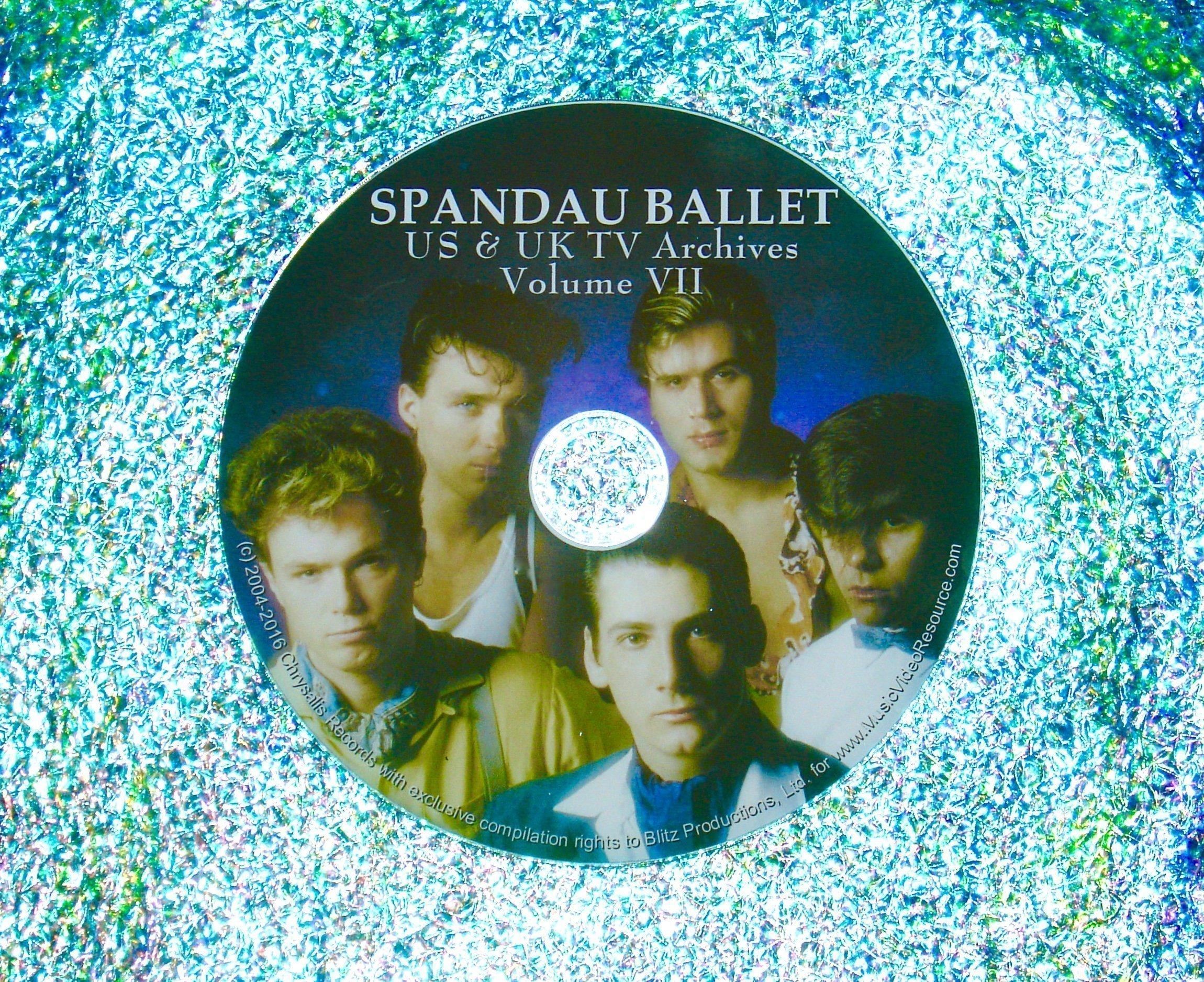 SPANDAU BALLET Video Archives 1981-2000 VOLUME VII