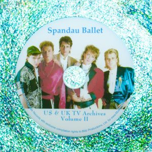 SPANDAU BALLET Video Archives 1990-2001 VOLUME II