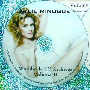 Kylie Minogue Video Archives 2000-2012 Volume II (2 Hours)