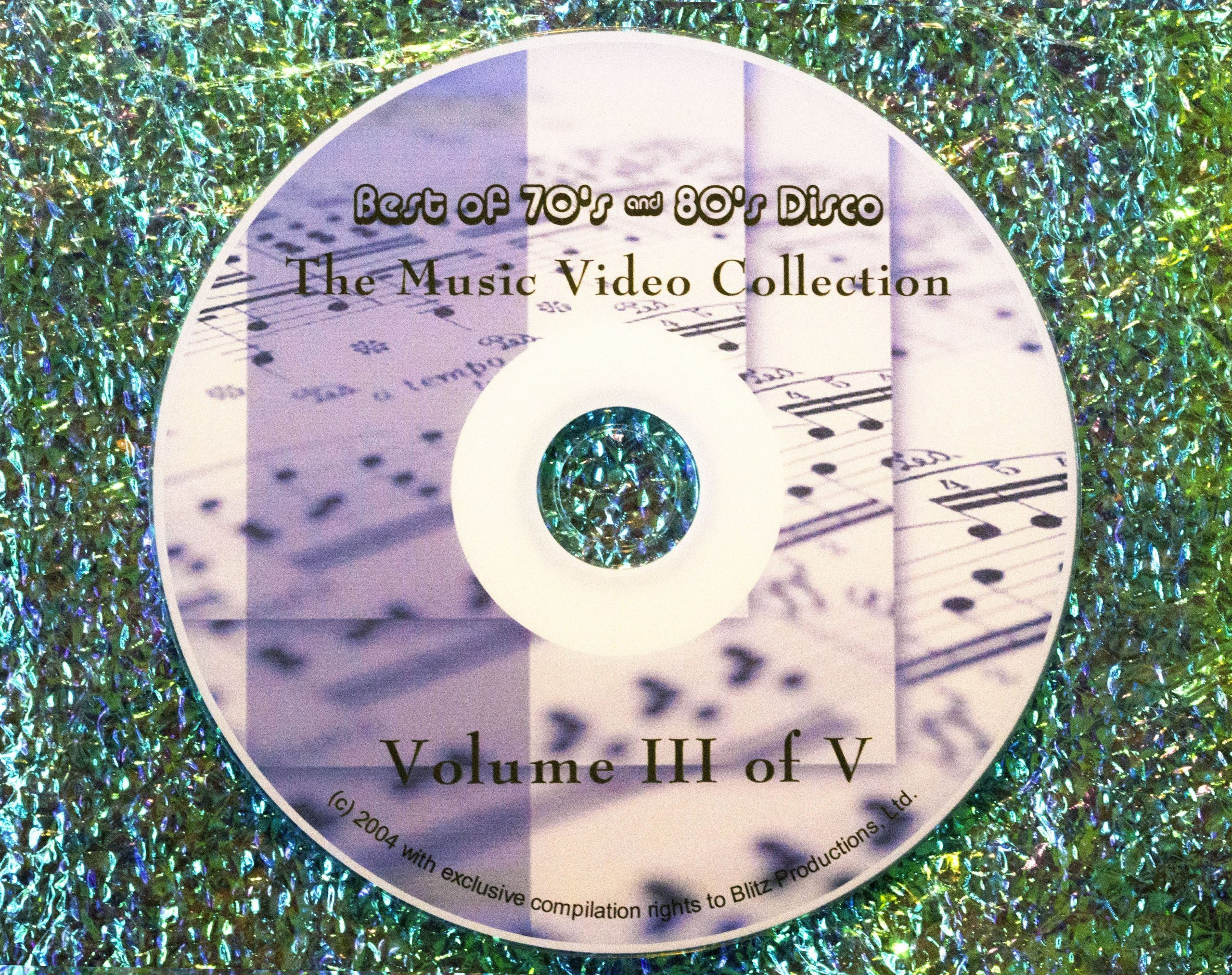 BEST OF 70's & 80's DISCO Music Video Volume III of V (Parliament Donna Summer Thelma Houston LaBelle Village People Evelyn Champagne Kool & The Gang The Gap Band Earth Wind & Fire Lisa Lisa Alicia Bridges Mary Jane Girls Expose Pebbles & Patrice Rushen)