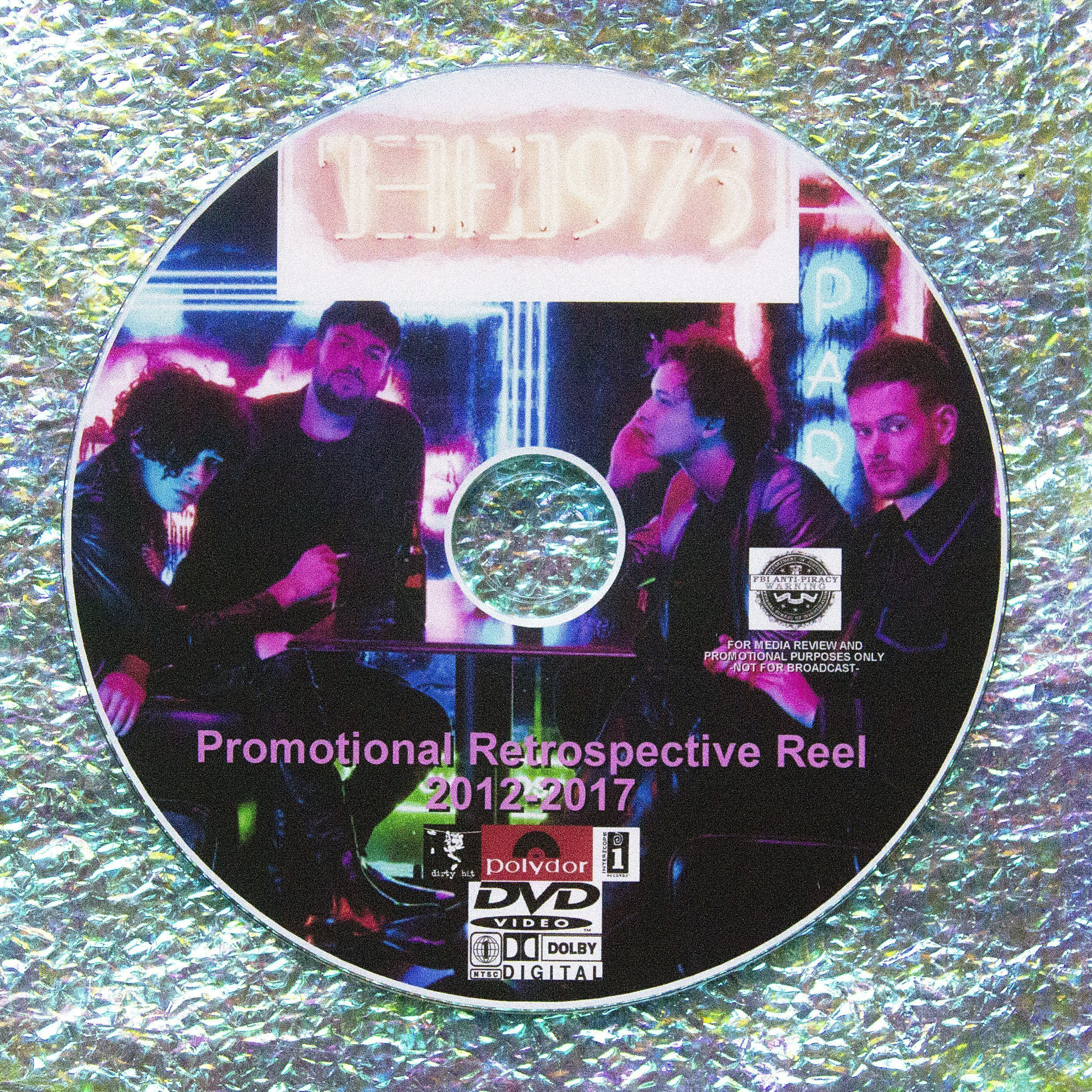 The 1975 Promotional Music Video Retrospective Reel 2012-2016 DVD Matt Healy
