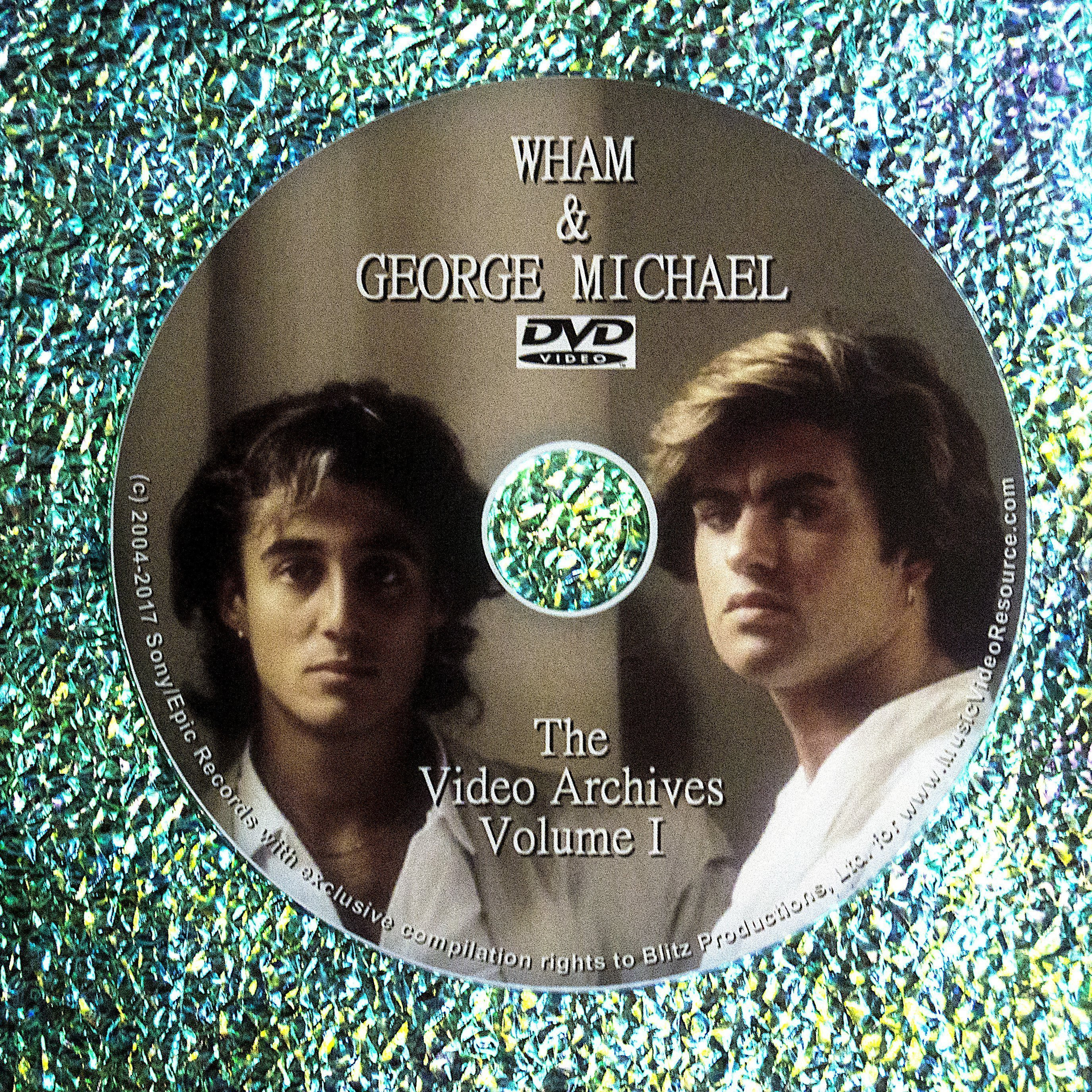WHAM / George Michael: Live Performances Video Archives Volume I