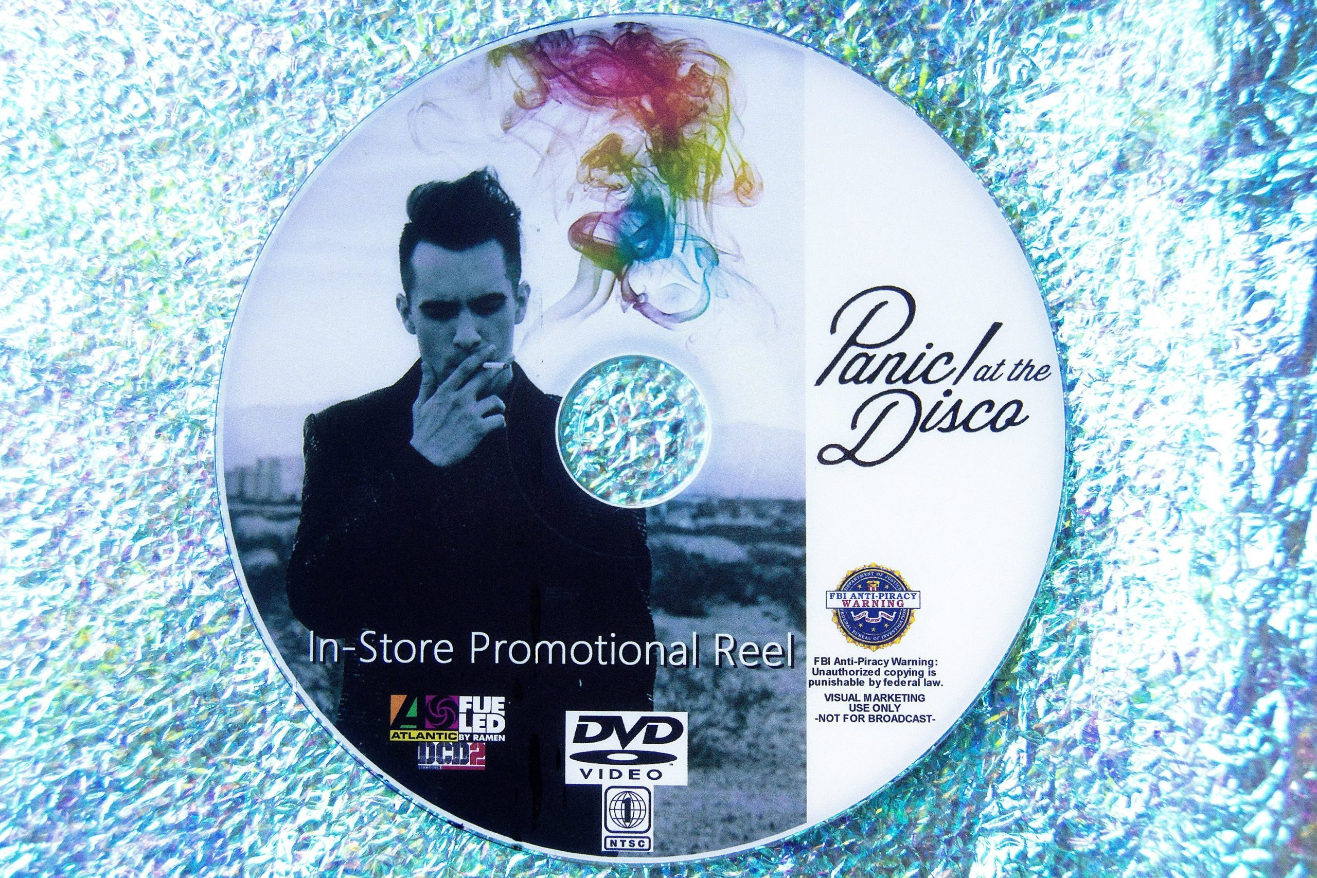 PANIC! At The Disco The Music Video Anthology 2006-2016 (containing TWENTY EIGHT Music Videos)