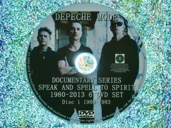 Mode Documentary Series Disc 1