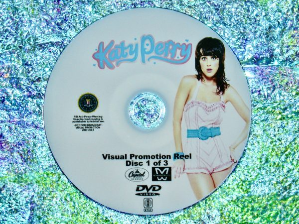 KATY PERRY Visual Promotional Reel 1