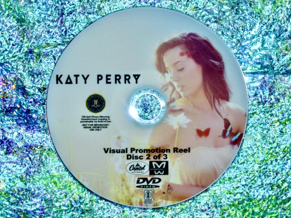 KATY PERRY Visual Promotional Reel 2