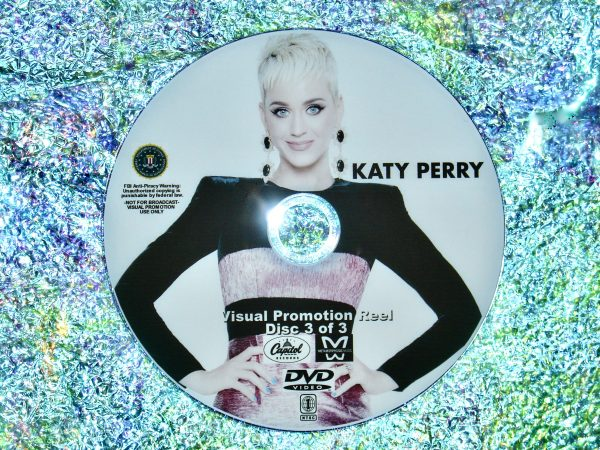 KATY PERRY Visual Promotional Reel 3