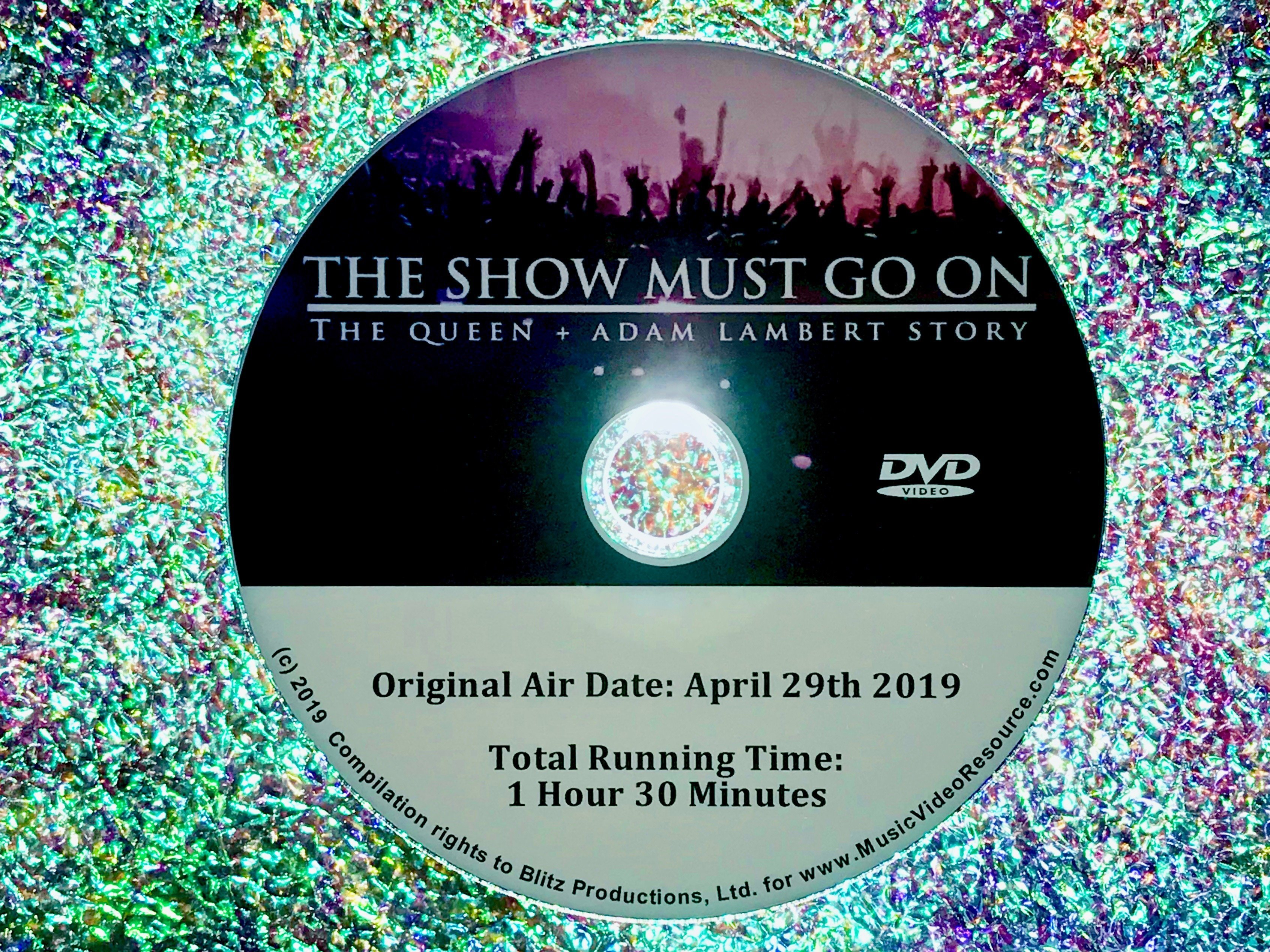 On go show must
