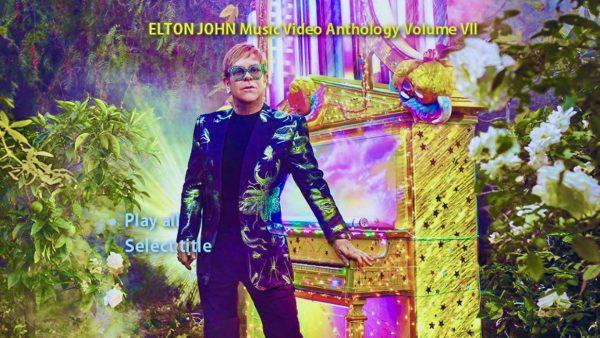 Elton John Anthology Vol VII Menu Page 1
