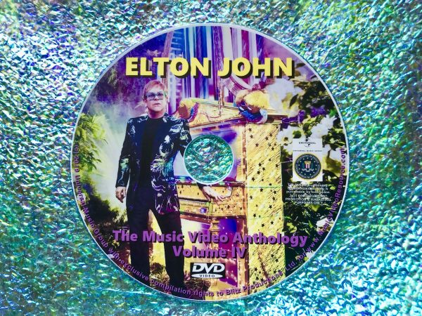ELTON JOHN The Music Video Anthology Volume IV of VI