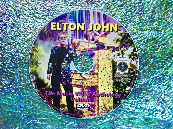 ELTON JOHN The Music Video Anthology Volume I of VI