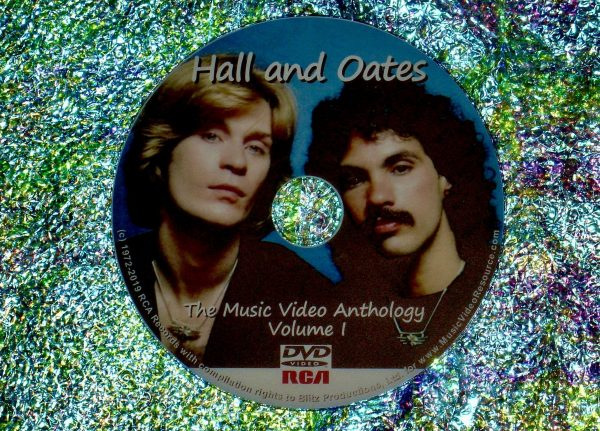 Hall-and-Oates-Music-Video-Anthology-Volume-I-of-IV.