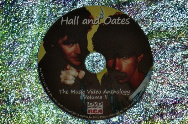 Hall-and-Oates-Music-Video-Anthology-Volume-II-of-IV