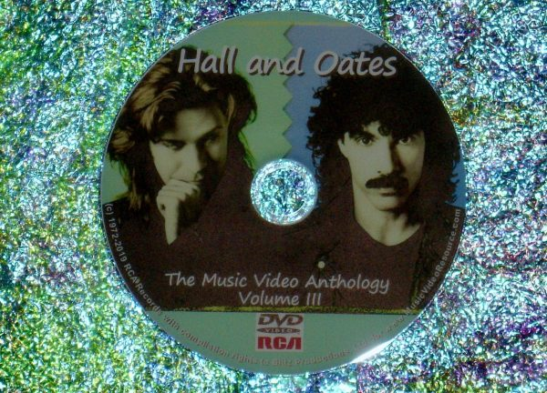 Hall-and-Oates-Music-Video-Anthology-Volume-III-of-IV.